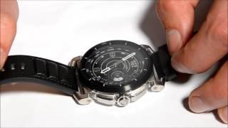 DieselOn Time Hybrid - Smartwatch.de Unboxing [DEUTSCH]