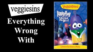 (VeggieSins) Everything Wrong With Larry-Boy and the Rumor Weed