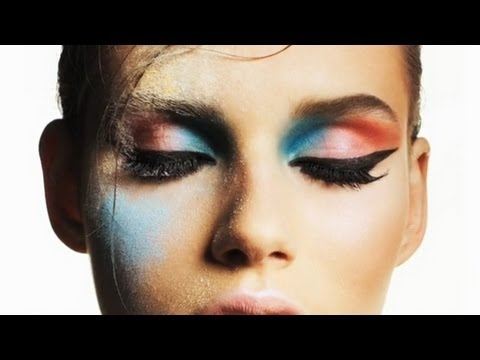 Lisa Eldridge - Beauty shoot for Vogue