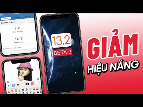 Lên iOS 13.2 beta 3 LIỆU có đáng để cập nhật ???