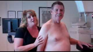 What a Mammogram is like & Men & Mammography