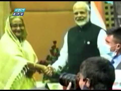 পদ্মায় আনুষ্ঠানিকভাবে টিকা হস্তান্তর | ETV News