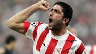 Μιχάλης Κωνσταντίνου (2005-2008) Όλα τα Γκολ με τον Ολυμπιακό