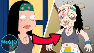 Top 10 Worst Things to Happen to Hayley On American Dad