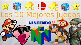 Top 10 Juegos De Nintendo 64 Angelgarmont Free Online Videos Best