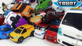 ТОБОТЫ трансформируем Тобот ГИГА 7, Тобот Дельтатрон, Товот Y и другие новые игрушки для детей TOBOT
