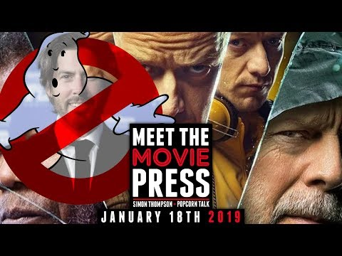 Glass Release, Jason Reitman on Board for new Ghostbusters? & More - Meet The Movie Press