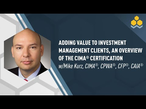 Adding Value to Investment Management Clients–An Overview of ...