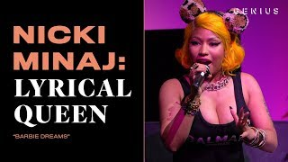 "How Nicki Minaj Wrote ""Barbie Dreams"" 