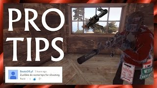 PRO TIPS FOR THE AK47  Rust