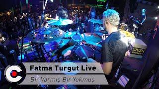 Fatma Turgut Live - Bir Varmış Bir Yokmuş & Ozan İnam Drum Cam