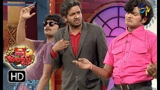 Avinash & Karthik Performance   Extra Jabardasth  17th August 2018   ETV Telugu