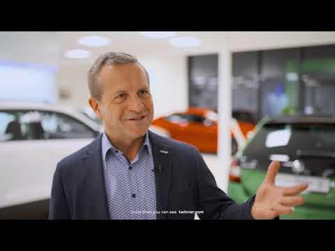 Der Digital Twinn versetzt kunden in die Lage Autos online zu kaufen