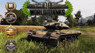 World of Tanks - T49 - 11 Kills - 6k Damage - 1vs7 [Replay|HD]