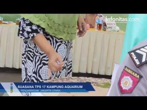 Suasana TPS 17 Kampung Aquarium