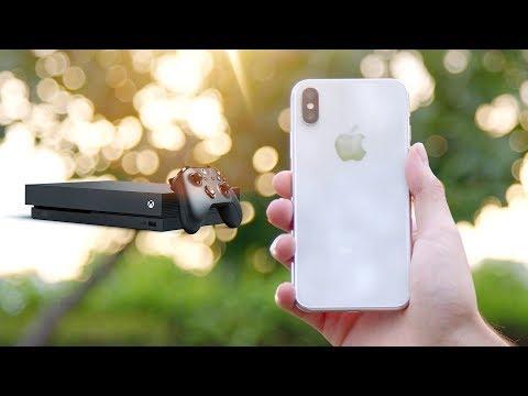 iPhone X Camera Test - 4K 60fps!