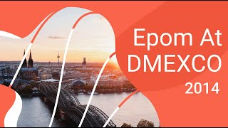 Epom at DMEXCO 2014