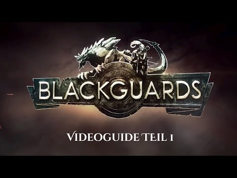 Blackguards RPG disponible para Mac y Windows