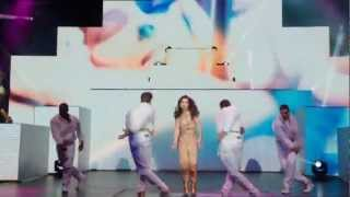 Cheryl Cole - Call My Name (A Million Lights Tour 2012)