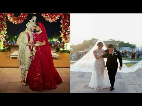 Свадьба Приянки Чопры и Ника Джонаса