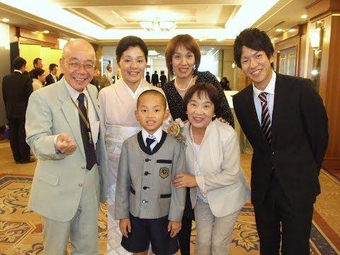 130908京都市・自然幼稚園「木藤尚子園長の叙勲祝賀会」PART
