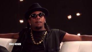 """Trinidad James Talks """"Uptown Funk,"""" Favorite Sneakers and Atlanta's Hip-Hop Scene on SKEE TV"""