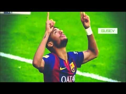 "Goal de  Neymar vs Real Madrid ""Clasico"" 2014-2015"