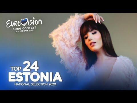 🇪🇪: Eurovision 2020 - Eesti Laul 2020 - Top 24