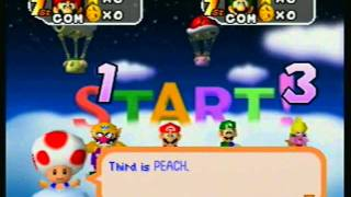 Mario Party 2 - 1999 - Rules Land