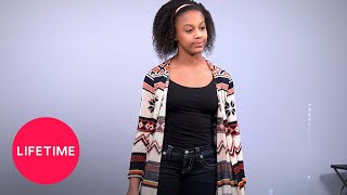 Dance Moms: Abby Embarrasses Nia at an Audition (Season 5 Flashback) | Lifetime