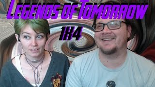 Legends of Tomorrow - 1x4 - REACTION!