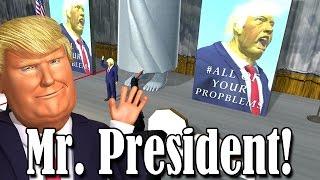 Mr. PRESIDENT! (Bad Bodyguard) - Part 2