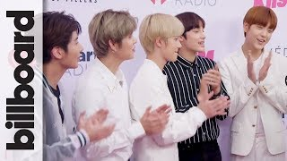 TXT on Their First U.S. Tour, Meaning of Their Group Name & More | Wango Tango 2019