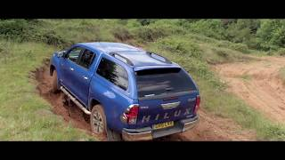 How To Drive A Hilux: Using The Rear Differential Lock