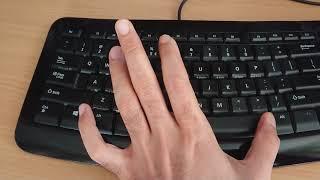 How to find backward slash (/) or forward slash (/) or € on keyboard