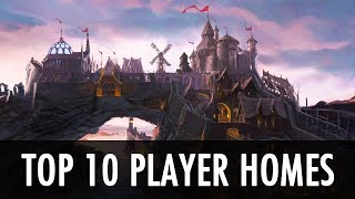 Skyrim: Top 10 Player Home Mods