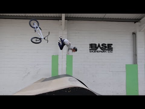 How NOT To Backflip BMX