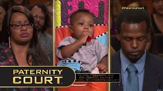 She's Obsessed With Me: Love Triangle Fling Produces Baby (Full Episode) | Paternity Court