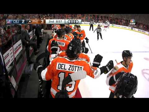 Gotta See It: Konecny goes around the zone and into the net