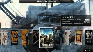 Windows 7 Media Centre (W7MC) - Film Library - Media Browser