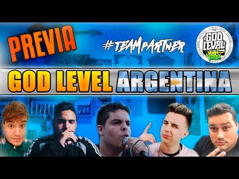 PREVIA a la GOD LEVEL ARGENTINA 2018 con #TEAMPARTNER | 🎁6000€ EN SORTEOS🎁 | DIRECTO