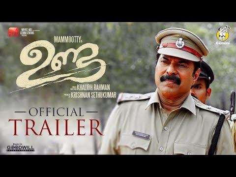 Unda Malayalam Movie Trailer