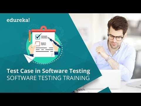 How To Write A Test Case? | Test Case In Software Testing ...