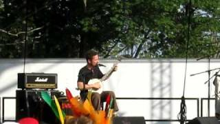 John Butler @ Rothbury 2009 - Damned to Hell