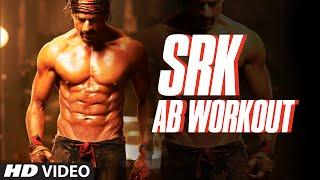 Shah Rukh Khan - AB Workout - Happy New Year