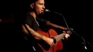 "Gary Jules  ""Falling Awake"" + ""Everythings Gonna Be Alright""  at The Grey Eagle - 8.16.09"