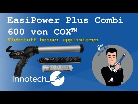Video zu EasiPower™ Plus Combi 600