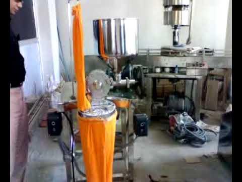 Sugar Crushing Machine.