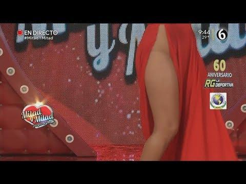 Flor Ivon Veliz en  Sexy vestido   02/10/2019