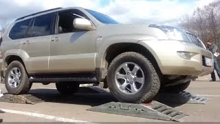 Air Suspension Conversion | Lexus GX470 With A Front & Rear